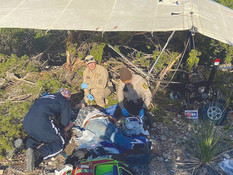 CBP Air and Marine Operations Rescues Downed Pilot