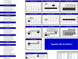 School district announces new calendar
