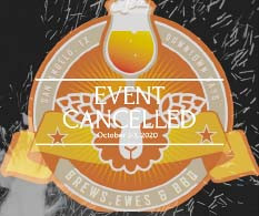 Brews, Ewes & BBQ 2020 Canceled