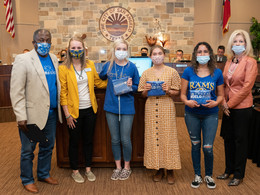 Local and Area Communities Encouraged to Join in 'I Chose Angelo State Month'