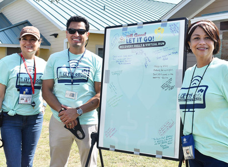 'Let it Go' Event for Prevention and treatment of Alcohol and Drug addiction