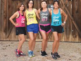 Amateur half Marathon women