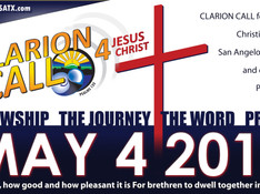 Clarion Call for Jesus Christ