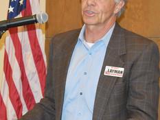 Lanny Layman seeks Re-election