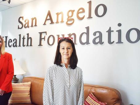 San Angelo Health Foundation has a new President