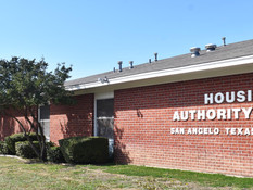Housing Authority of San Angelo have 700 vouchers available.