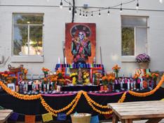 Reyna Tacos celebra Día de Muertos