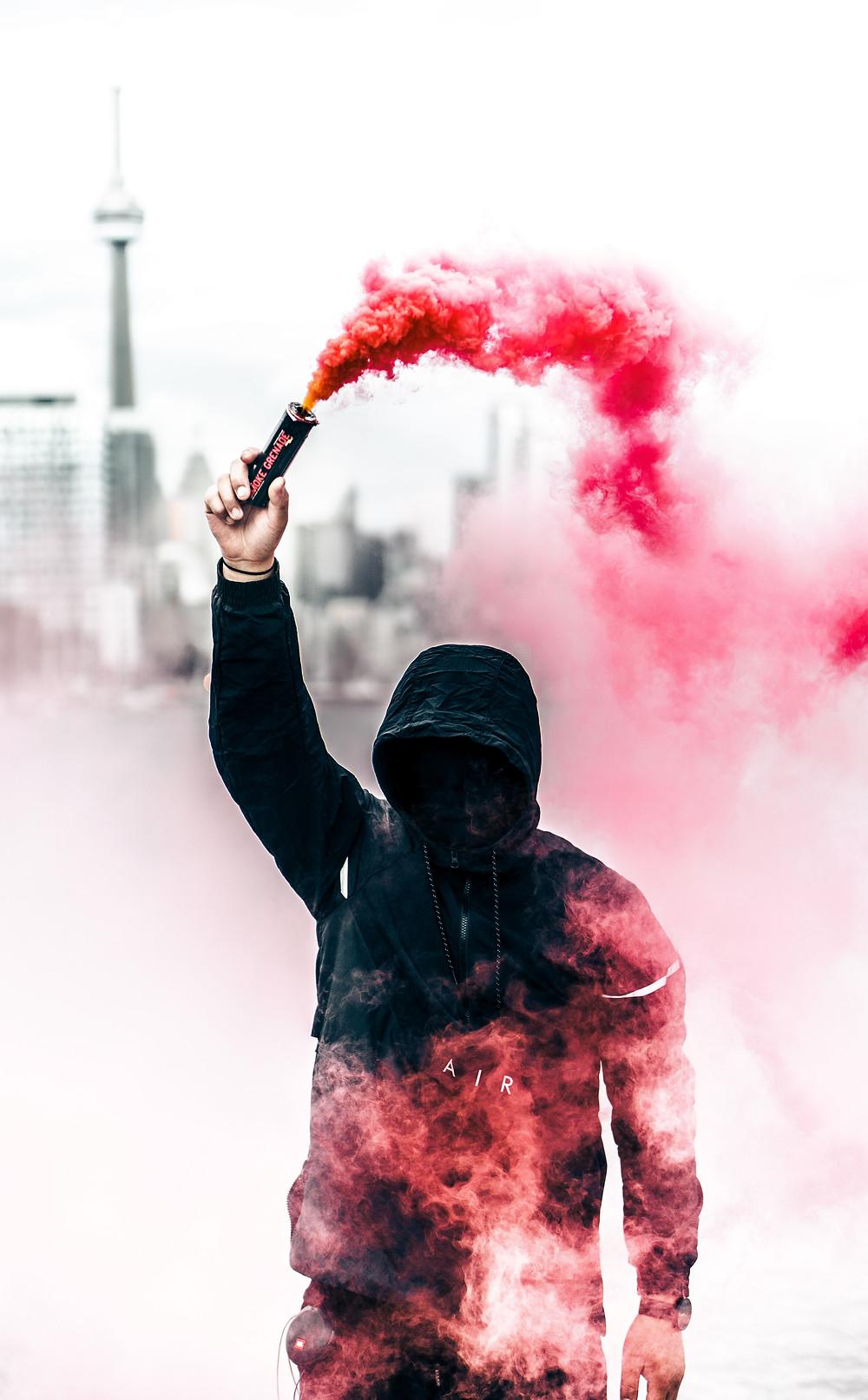 The Obliger Rebellion begins...  Photo by Andre Hunter on Unsplash