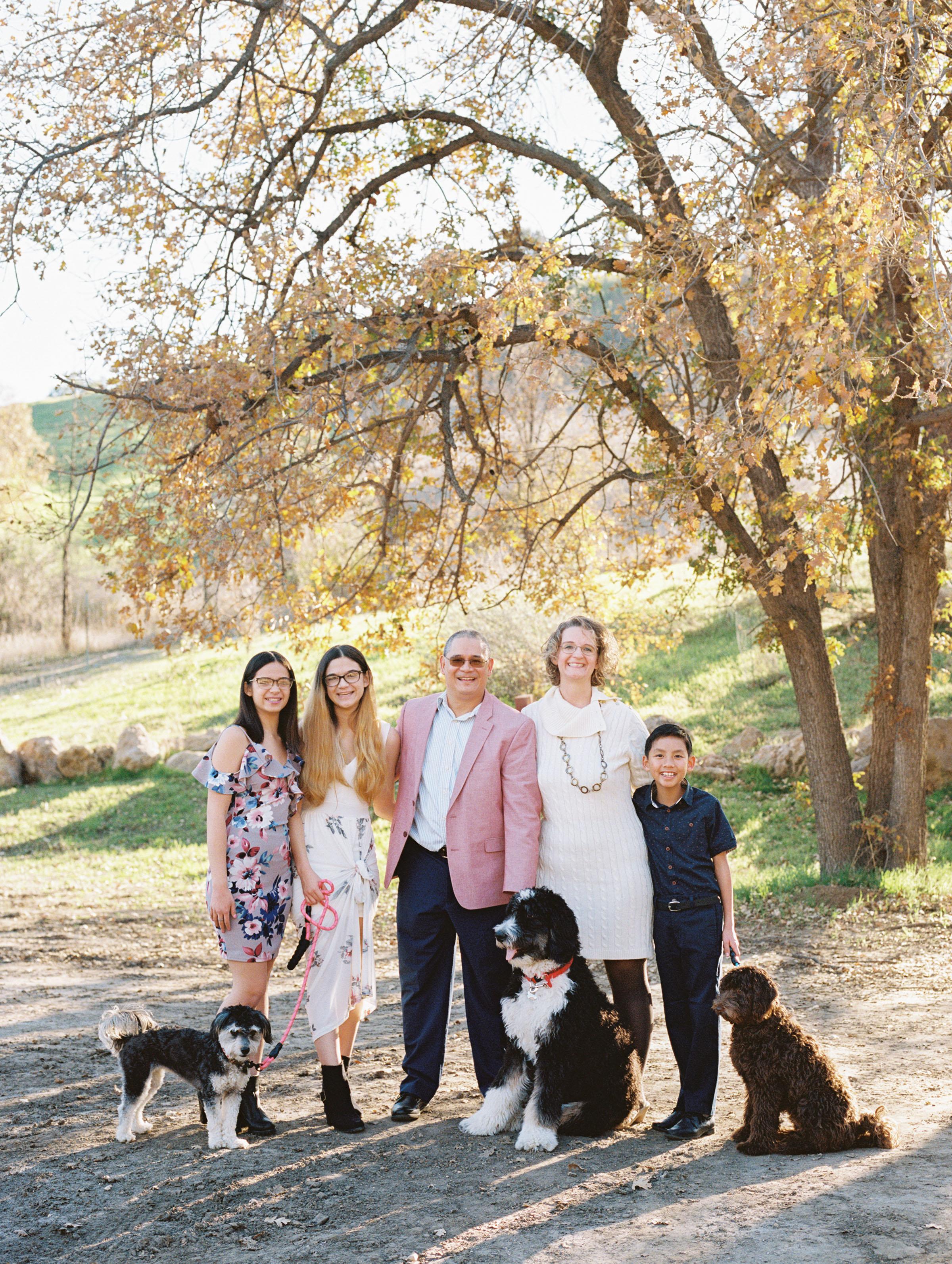 Agoura Hills Family Photo