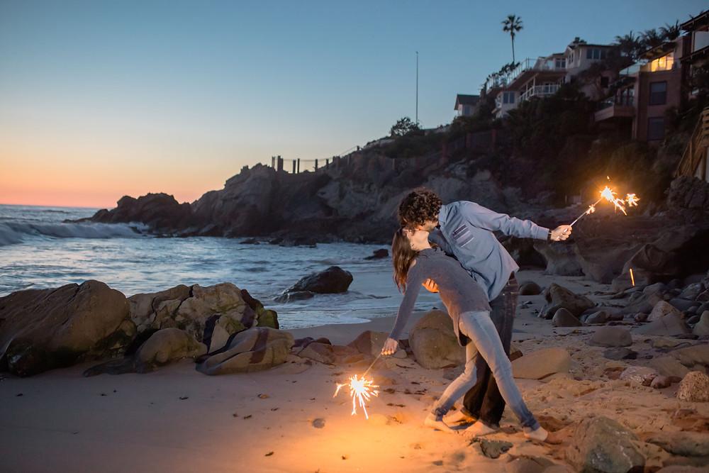 Southern California Engagement Photos