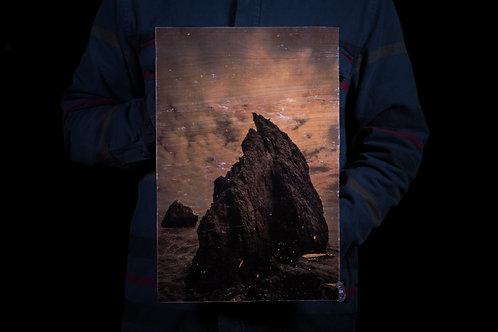 Matador Rock 11.5x17.5 Wood