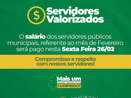 Servidores Valorizados