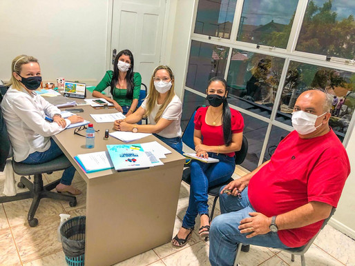 Prefeitura iniciará vacinação dos profissionais da educação dia 1 de junho