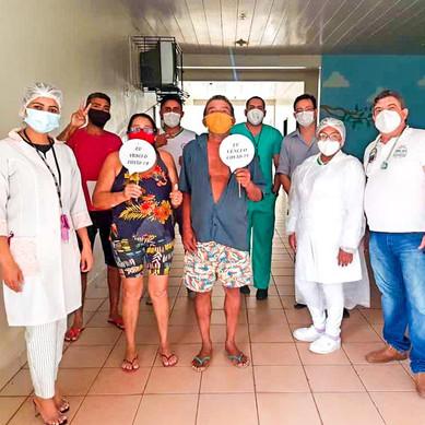 1.425 pacientes tratados e recuperados na rede municipal de saúde