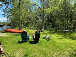 Log Cabin West