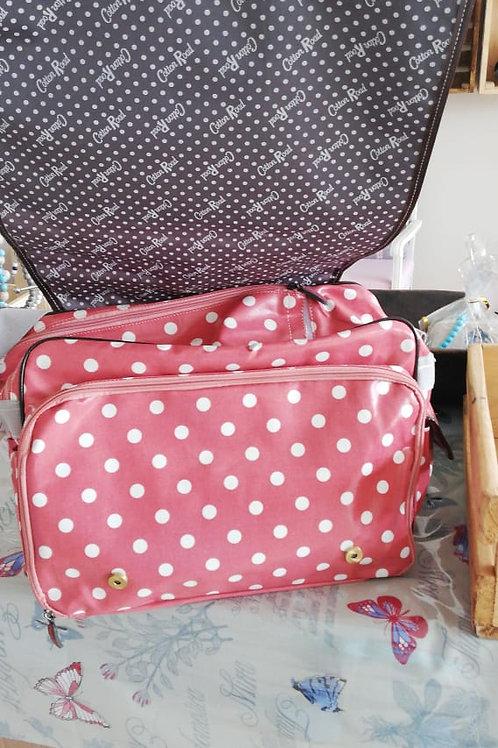 Cotton Road - Peach Nappy bag