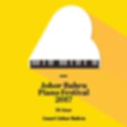 Johor Bahru Piano Festival 2017