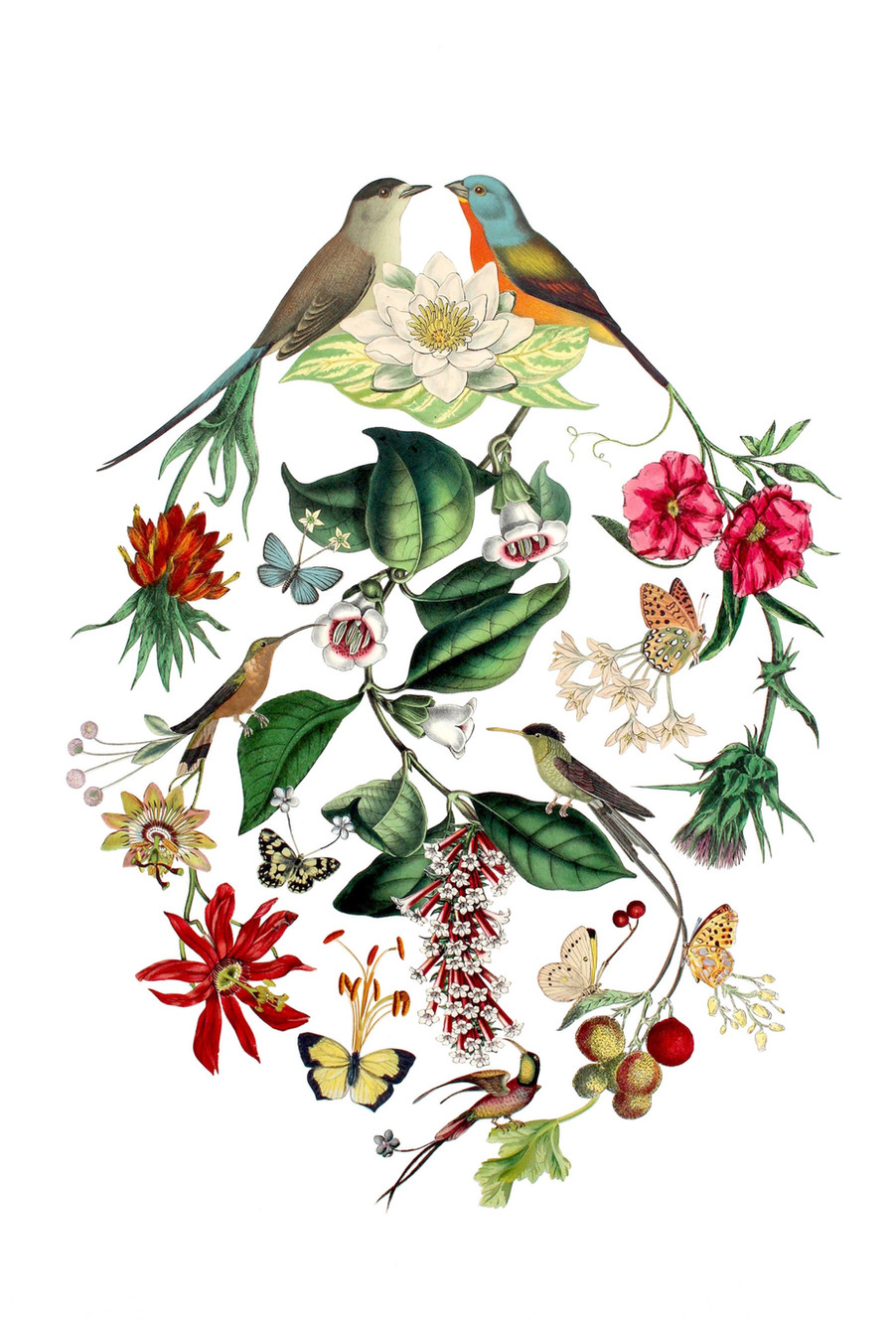 April Lovebirds #2