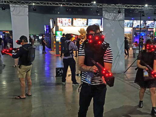 PhaseSpace and Motion Technologies at VRLA 2018