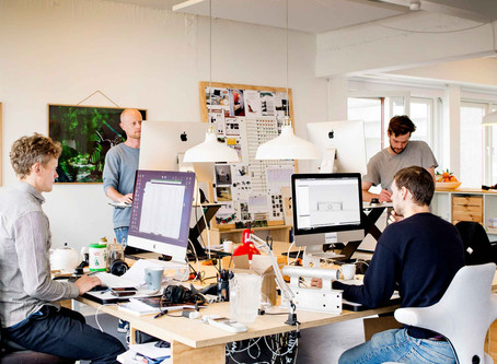 How to compete with the big ones by being an attractive place to work