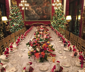 12 Days of Christmas: Day 4. Tablescapes