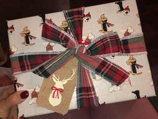 12 Days of Christmas: Day 11. Gift Wrapping