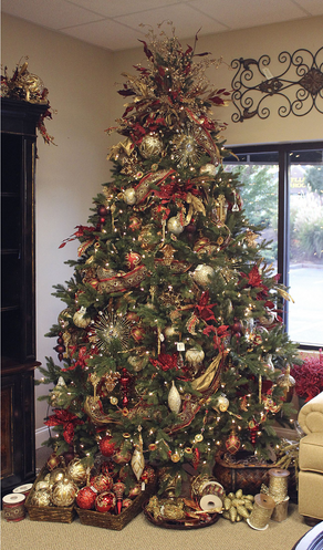 12 Days of Christmas: Day 3. Trimming the Tree