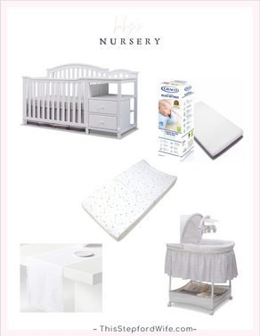 Our Baby's Nursery in a Shared Space