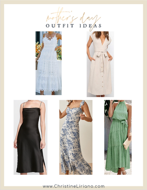 Mother's Day Outfit Ideas