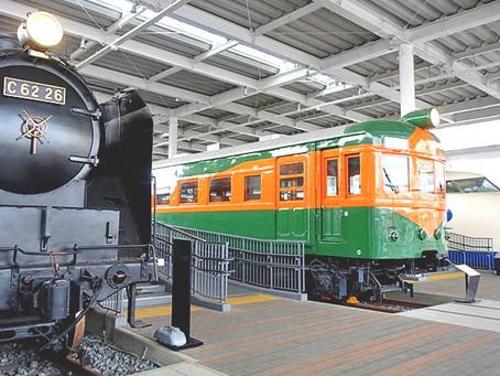 【京都】大人気の「鉄道博物館」のチケット付プラン販売中♪