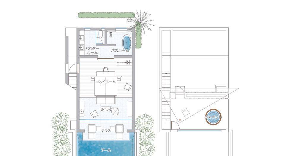 Ocean Suite Villa-B