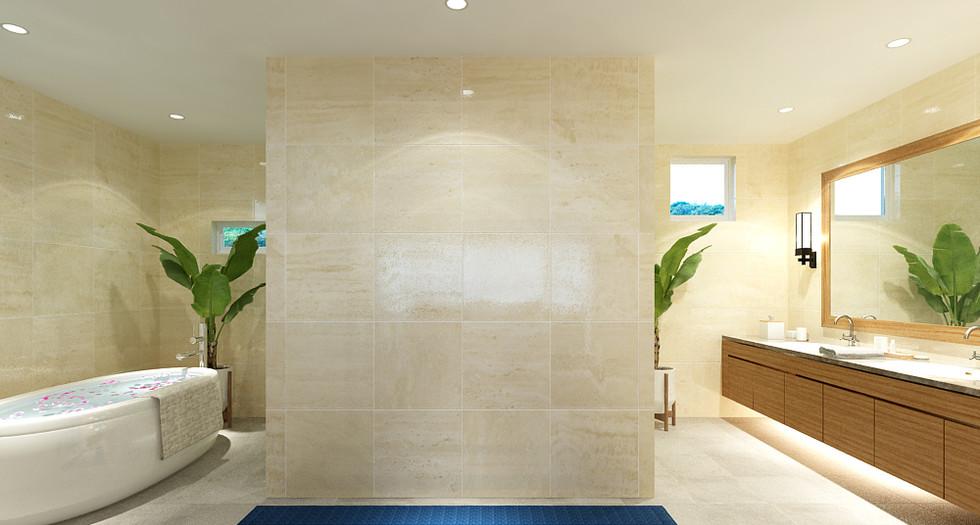 Villa-Bath roon