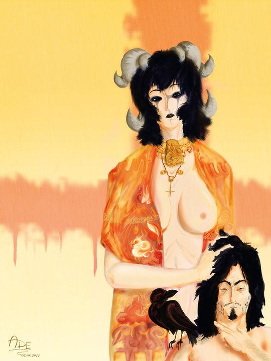 Klimt's Lilith