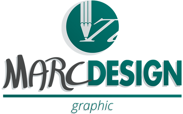 MarcDesign - crazy art of creative minds | logo graphic