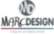 MarcDesign - crazy art of creative minds | logo impressum