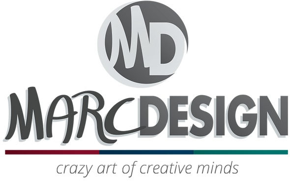 MarcDesign - crazy art of creative minds | logo services