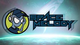 Space Melody Logo
