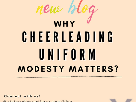 Why Cheer Uniform Modesty Matters?