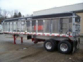 Roll Tarps for Dump Trucks
