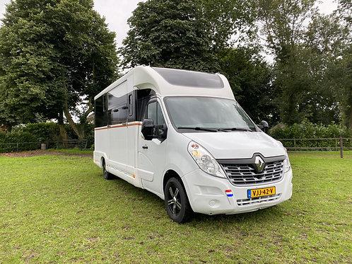Renault Master Basic dubbele cabine