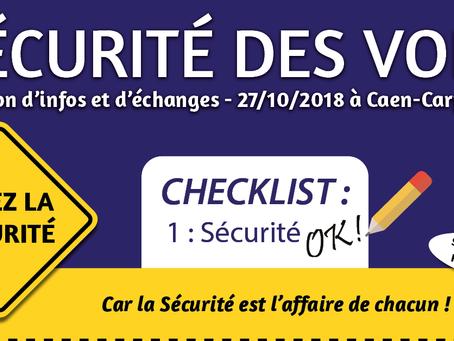 23 juin : Réunion Sécurité à Rouen-Boos