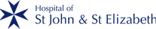 Hospital of St John & St Elizabeth logo