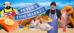PETERS FISH AD shell