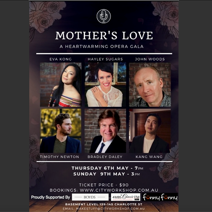 Mother's Love: Sunday Show