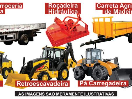 Prefeitura Municipal de Porto Acre realiza Licitação para Aquisição de Máquinas, Veículos, Quadricic