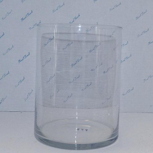"""Clear Cylinder ~ 8"""" x 6"""""""