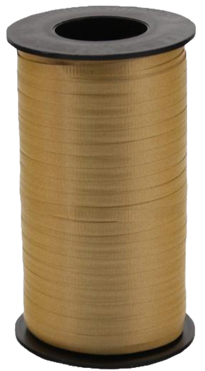 Gold Balloon Ribbon