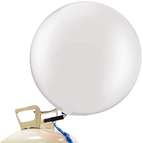 21 - 30 Inch Latex Balloon Helium Fill