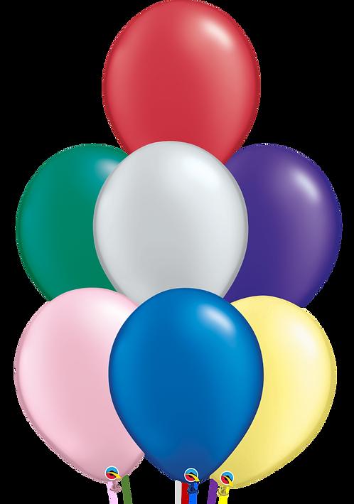 7 x 16 Inch Balloon Bouquet
