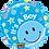 """Thumbnail: """"It's A Boy"""" ~ 18 Inch"""